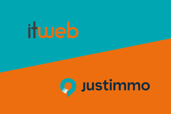 Justimmo Website individuelles Design